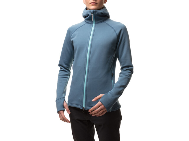 Houdini Power Houdi Jacket Women tumbeling blue